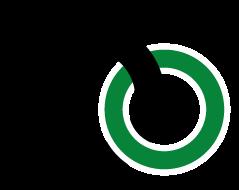 ロゴのみ(緑)