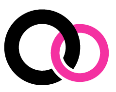 ロゴのみ(ピンク)