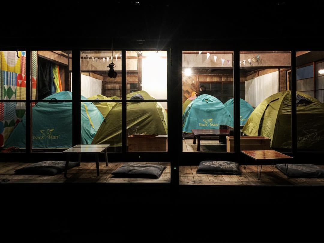 tentstay