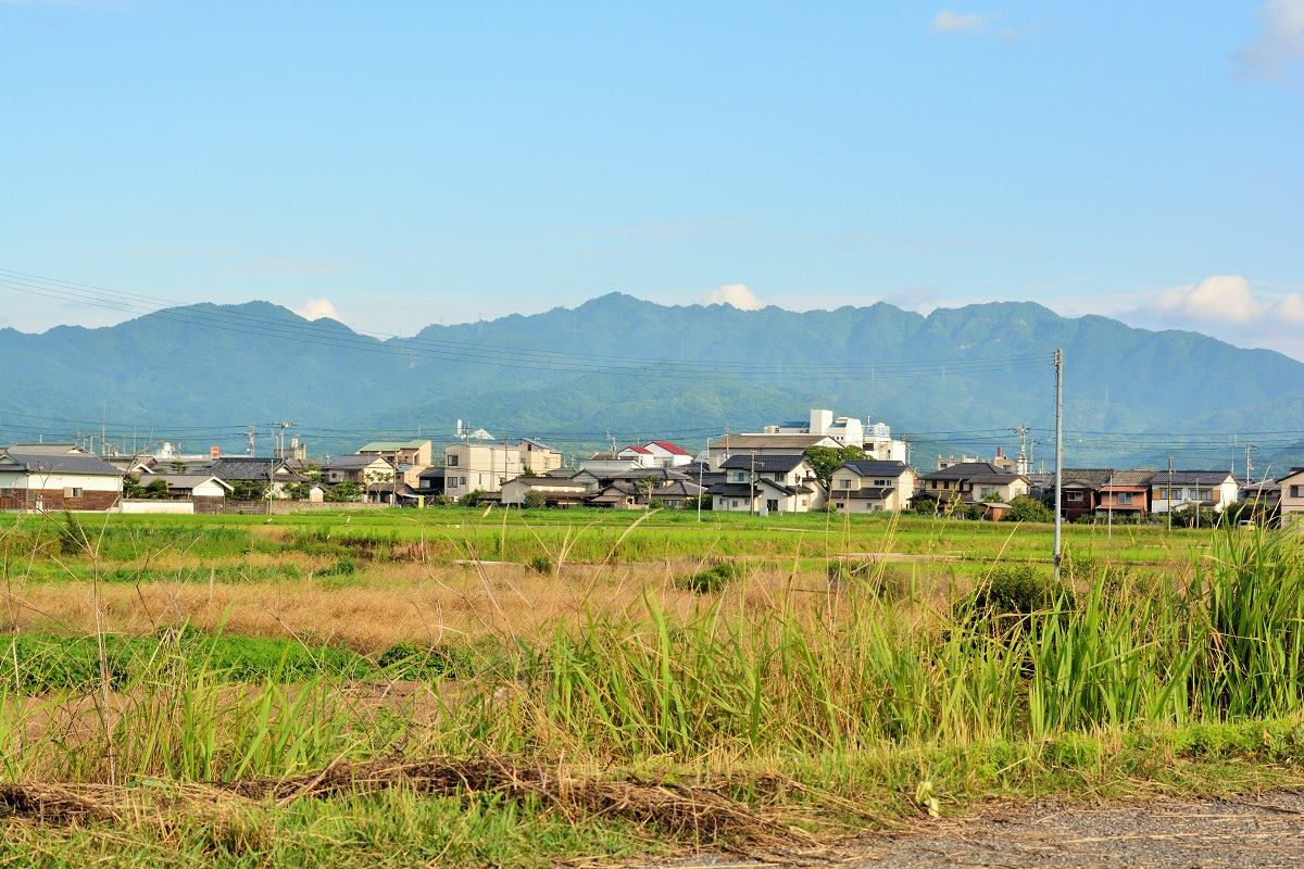 【さぬき市】<ファインダー越しのさぬき市> 外から見つめる多和地区